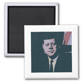 John F. Kennedy Iman