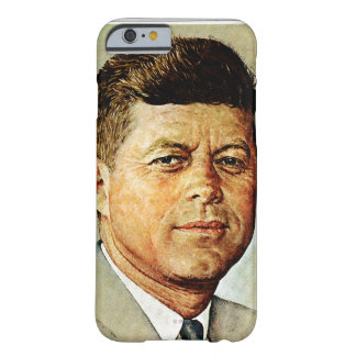 John F. Kennedy IN MEMORIAM Barely There iPhone 6 Case