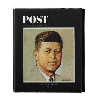 John F. Kennedy IN MEMORIAM iPad Cases