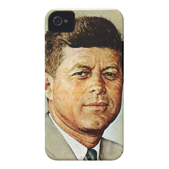 John F. Kennedy IN MEMORIAM iPhone 4 Case