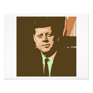 John F. Kennedy Comunicados Personales