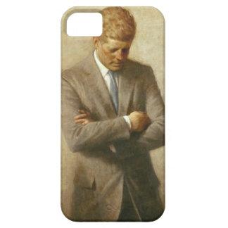 John F. Kennedy iPhone 5 Funda