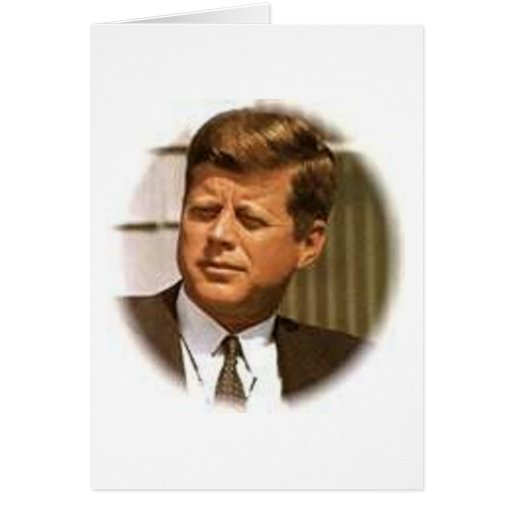 John F. Kennedy/JFK Card