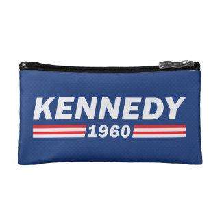 John F. Kennedy JFK, Kennedy 1960 Makeup Bag