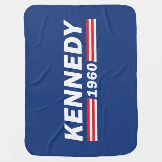 John F. Kennedy JFK, Kennedy 1960 Swaddle Blanket