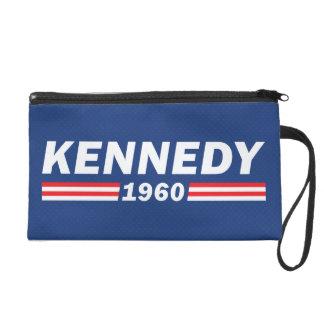 John F. Kennedy JFK, Kennedy 1960 Wristlet