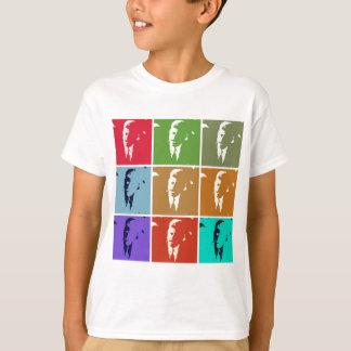 John F Kennedy/JFK  Pop Art T-Shirt