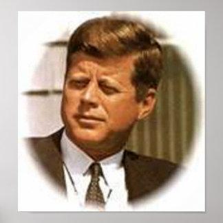 John F. Kennedy/JFK Poster