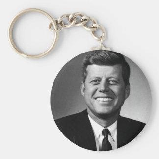 John F. Kennedy Keychain