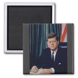 John F. Kennedy Magnets