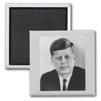John F Kennedy Magnets
