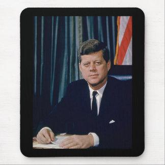 John F. Kennedy Mouse Pad