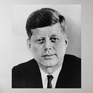 John F. Kennedy Impresiones