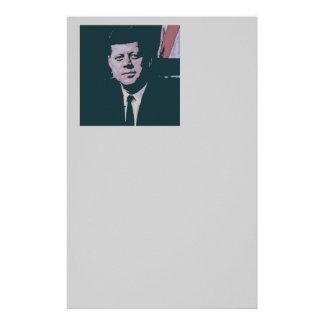 John F. Kennedy Papelería