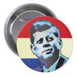 John F Kennedy Pin