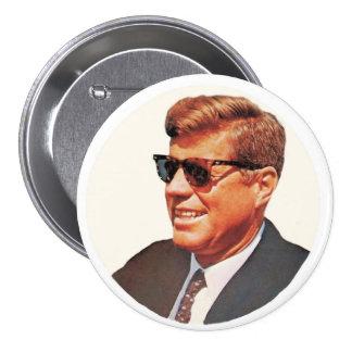 John F. Kennedy Pinback Button