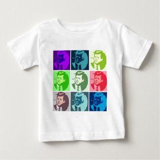 John F Kennedy Pop Art Tee Shirt