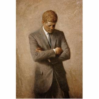 John F. Kennedy Portrait Cutout