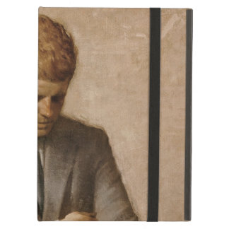 John F. Kennedy Portrait iPad Air Cover