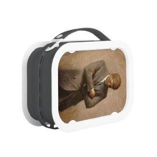 John F. Kennedy Portrait Lunchboxes
