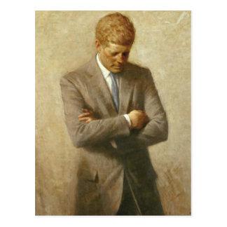 John F. Kennedy Postcard