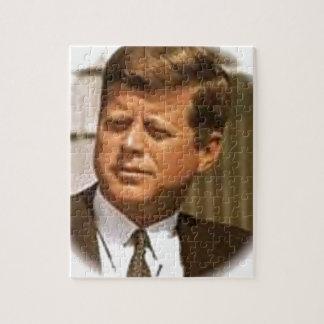 John F. Kennedy Rompecabezas