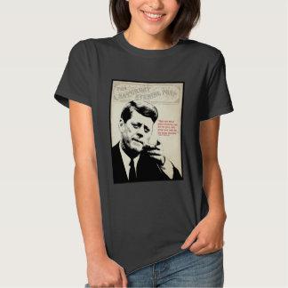 John F. Kennedy Quote Tee Shirt