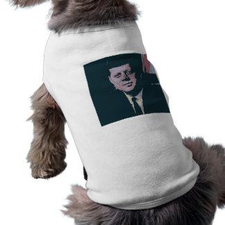 John F. Kennedy Camisetas Mascota