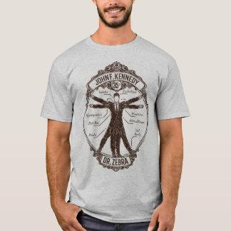 John F. Kennedy -- Sick President T-shirt