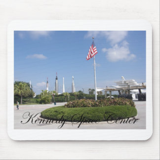 John F. Kennedy Space Center Mouse Pad