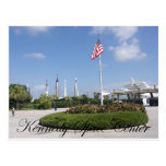 John F. Kennedy Space Center Postcard