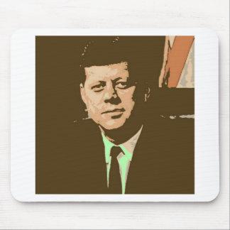 John F. Kennedy Alfombrilla De Ratones