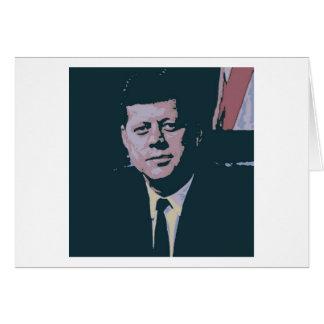 John F. Kennedy Felicitaciones