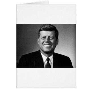 John F. Kennedy Tarjetas