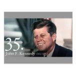 John F. Kennedy Tarjetas Postales