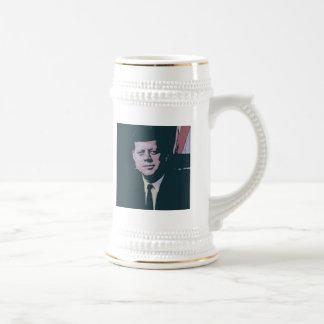 John F. Kennedy Jarra De Cerveza