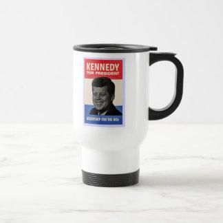 John F. Kennedy Taza Térmica