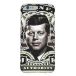 John F. Kennedy Vintage Stamp Art iPhone 6 Case