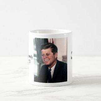 John F. Kennedy, White House Portrait Coffee Mug