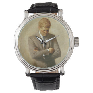 John F Kennedy Wristwatch