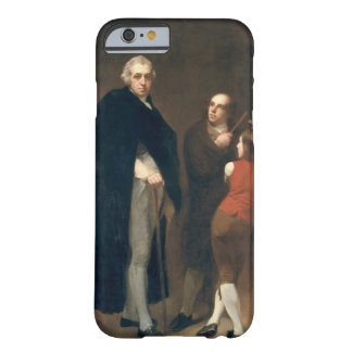 John Flaxman (1755-1826) modelling his bust of Wil iPhone 6 Case