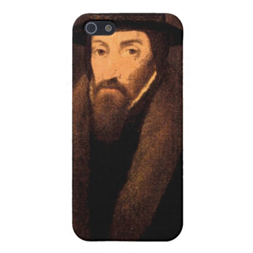 John Foxe iPhone4 Case iPhone 5 Cover