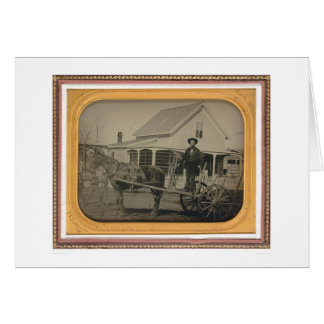 John Francis Freeman (40387) Card