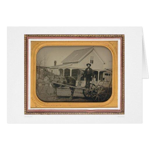 John Francis Freeman (40387) Cards