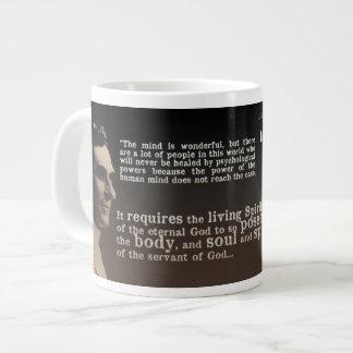 John G Lake mug