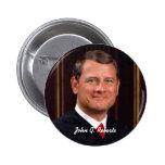 John G. Roberts Pinback Button