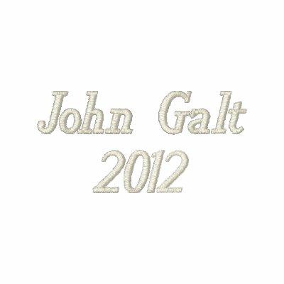 John Galt $   2016 Embroidered Shirt