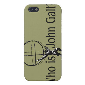 John Galt iPhone 4 Case