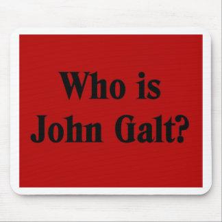 John Galt Mouse Pads