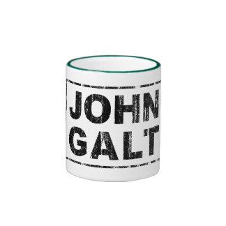 John Galt Ringer Coffee Mug